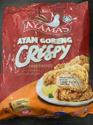 Fried Chicken Crispy (Original)