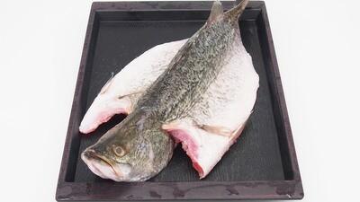 BLAST FREEZE Wild Seabass Sliced (500g +/-) 金目卢