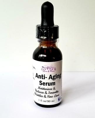 Serum, Anti-Aging Facial