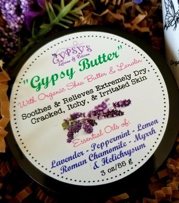 Gypsy Butter -100% Natural
