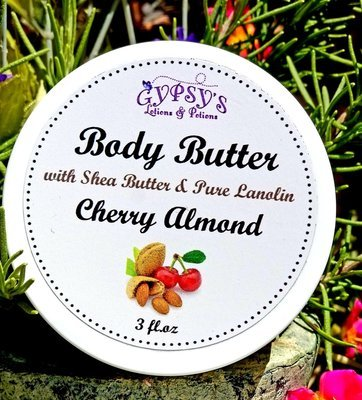 Body Butters, 100% Concentrated
