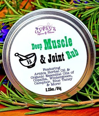 Deep Muscle Rub