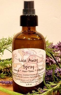 Lice Repellent, Natural