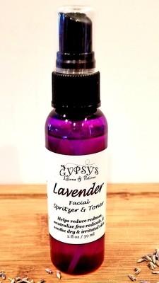 Facial Toner, Lavender Mist, Natural