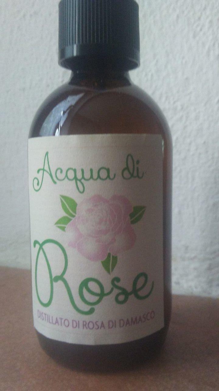 Damasco Roses Water rose