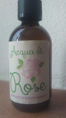 Damasco Roses Water