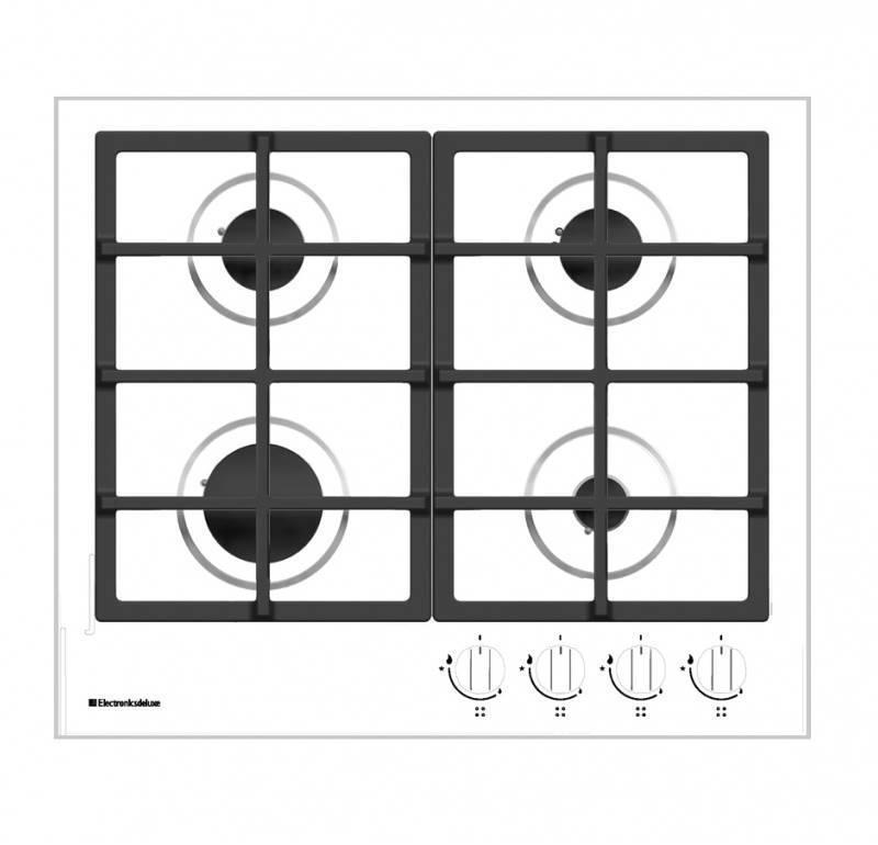 Встраиваемая поверхность Electronicsdeluxe TG4 750231F-024