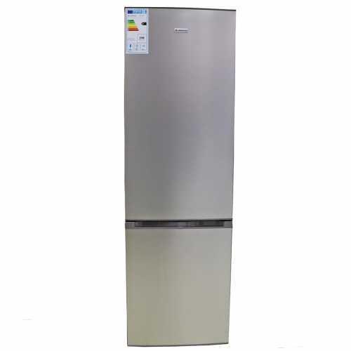 Холодильник двухкамерный Avangard BCD-268S серебристый