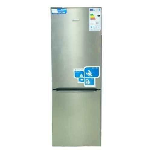 Холодильник двухкамерный Avangard BCD-172SU серый