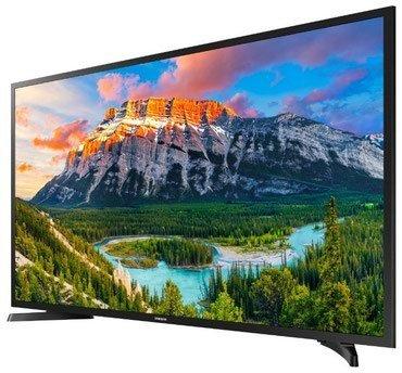 Телевизор Samsung UE43N5300 Smart TV Full HD черный