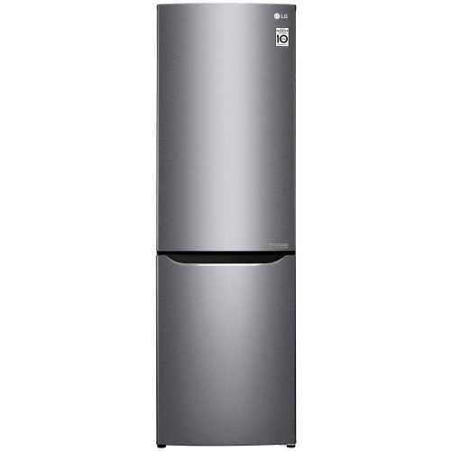 Холодильник двухкамерный LG REF GA-B419SLJL серебристый