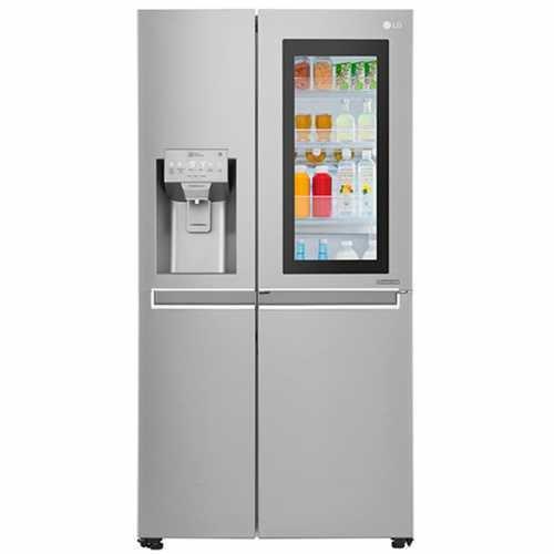 Холодильник LG REF GC-X247CAAV (Insta View+Dispenser)
