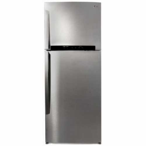 Холодильник двухкамерный LG REF GL-C400RQCN серебристый