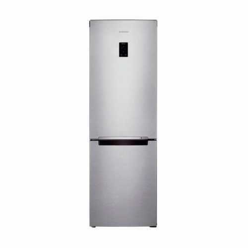 Холодильник двухкамерный Samsung RB33J3200SA/WT серебристый