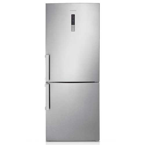 Холодильник двухкамерный Samsung RL4353EBASL серебристый
