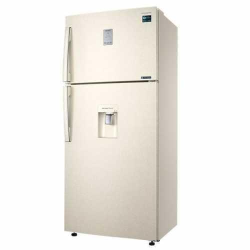 Холодильник двухкамерный Samsung RT53K6510EF/WT бежевый