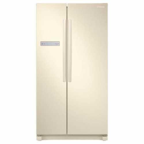 Холодильник side-by-side Samsung RS54N3003EF/WT бежевый