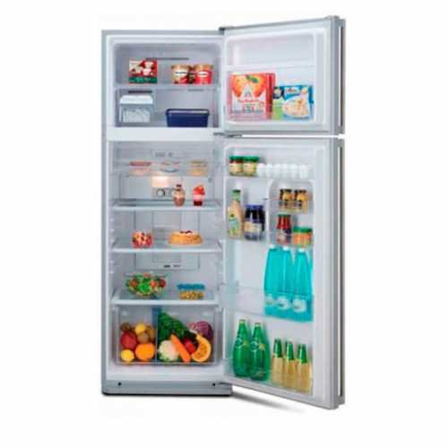 Холодильник двухкамерный Sharp SJ-P43MK3-BK черный