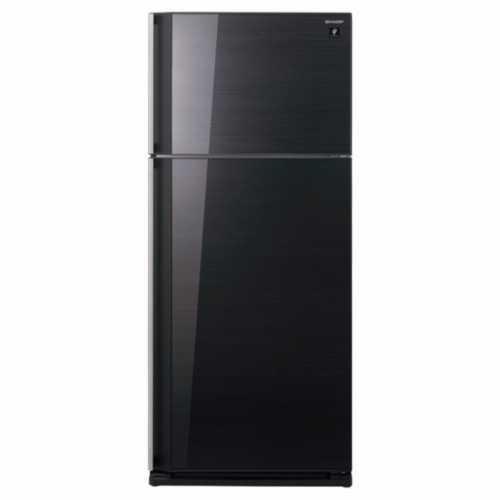 Холодильник двухкамерный Sharp SJ-GC48V-BK3 черный