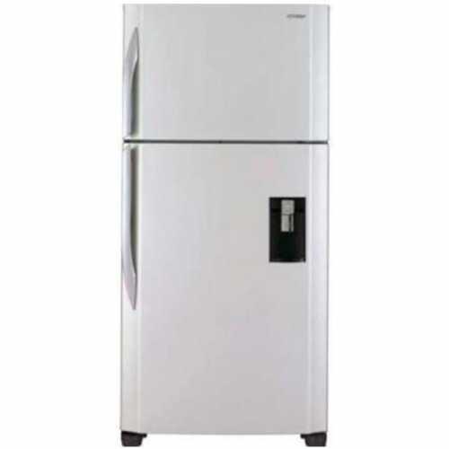 Холодильник двухкамерный Sharp SJ-TD63S-S серебристый