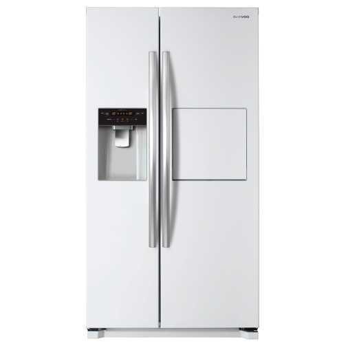 Холодильник side-by-side Daewoo REF FRN-X22F5CW белый