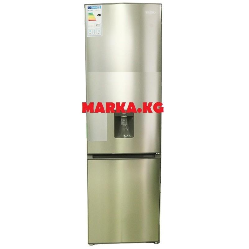 Холодильник двухкамерный Blesk BL-346 ZX серый