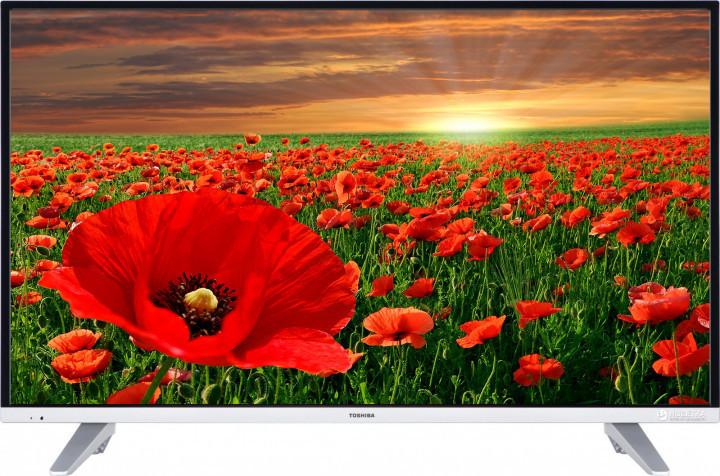 Телевизор Toshiba 43L3660EV Smart TV 43 Full HD черный