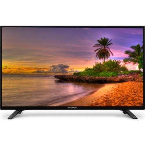 Телевизор Daewoo L40S645WTE 40 Full HD черный