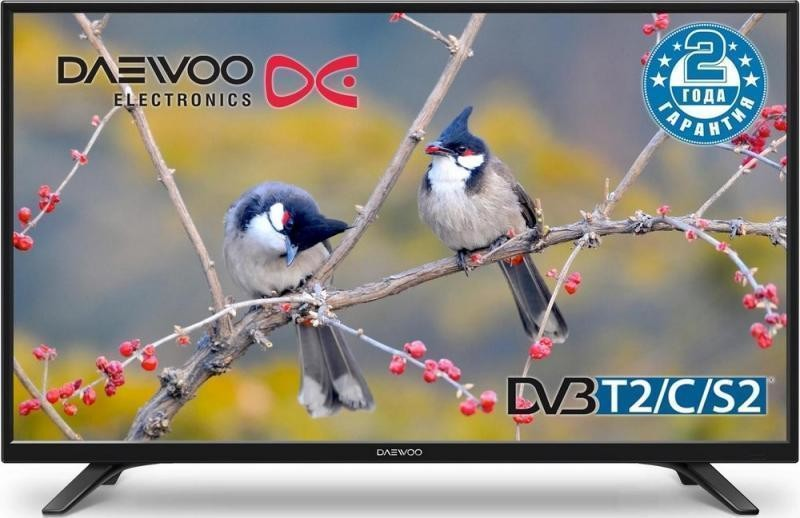 Телевизор Daewoo TV L40S645WTE