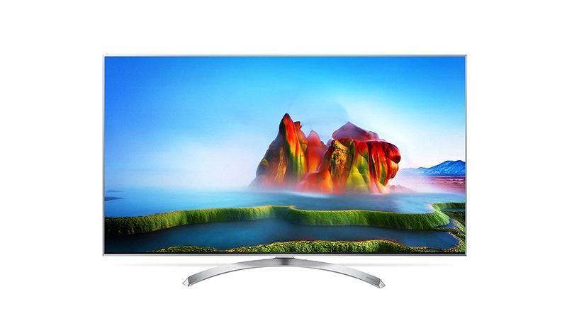Телевизор LG 55SJ800V