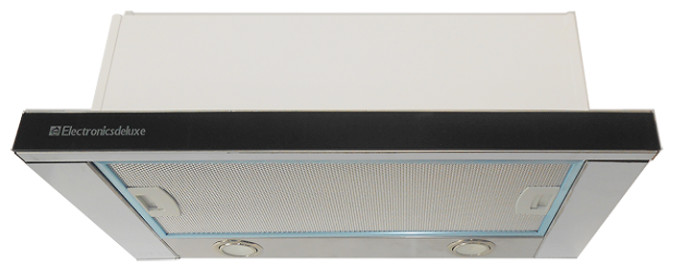 Встраиваемая вытяжка Electronicsdeluxe IREN GLASS ACB SP60 SB