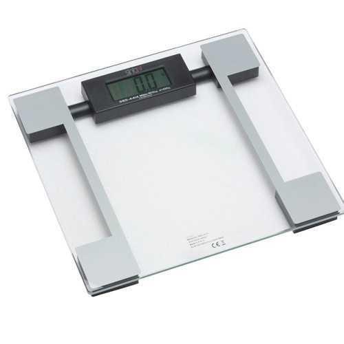 Весы напольные Sinbo SBS-4414 серебристый