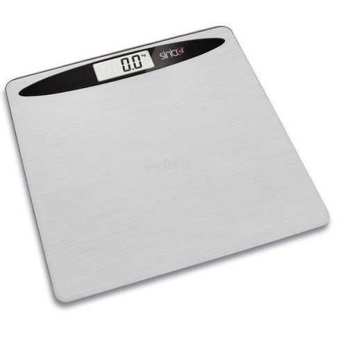 Весы напольные Sinbo SBS-4419 серебристый