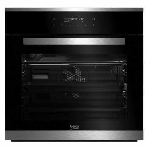 Встраиваемая духовка Beko BIM 25402 XMS Superia чёрный