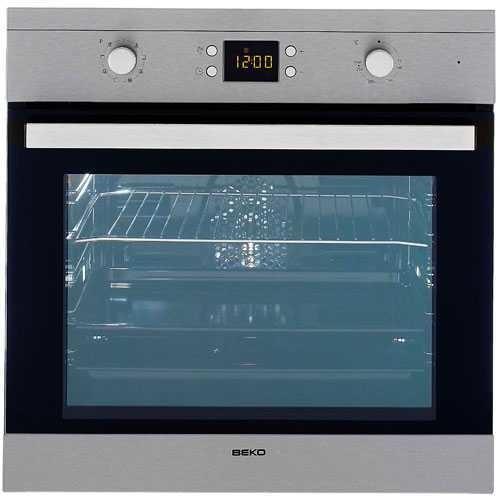 Встраиваемая духовка Beko OIG 22100 X