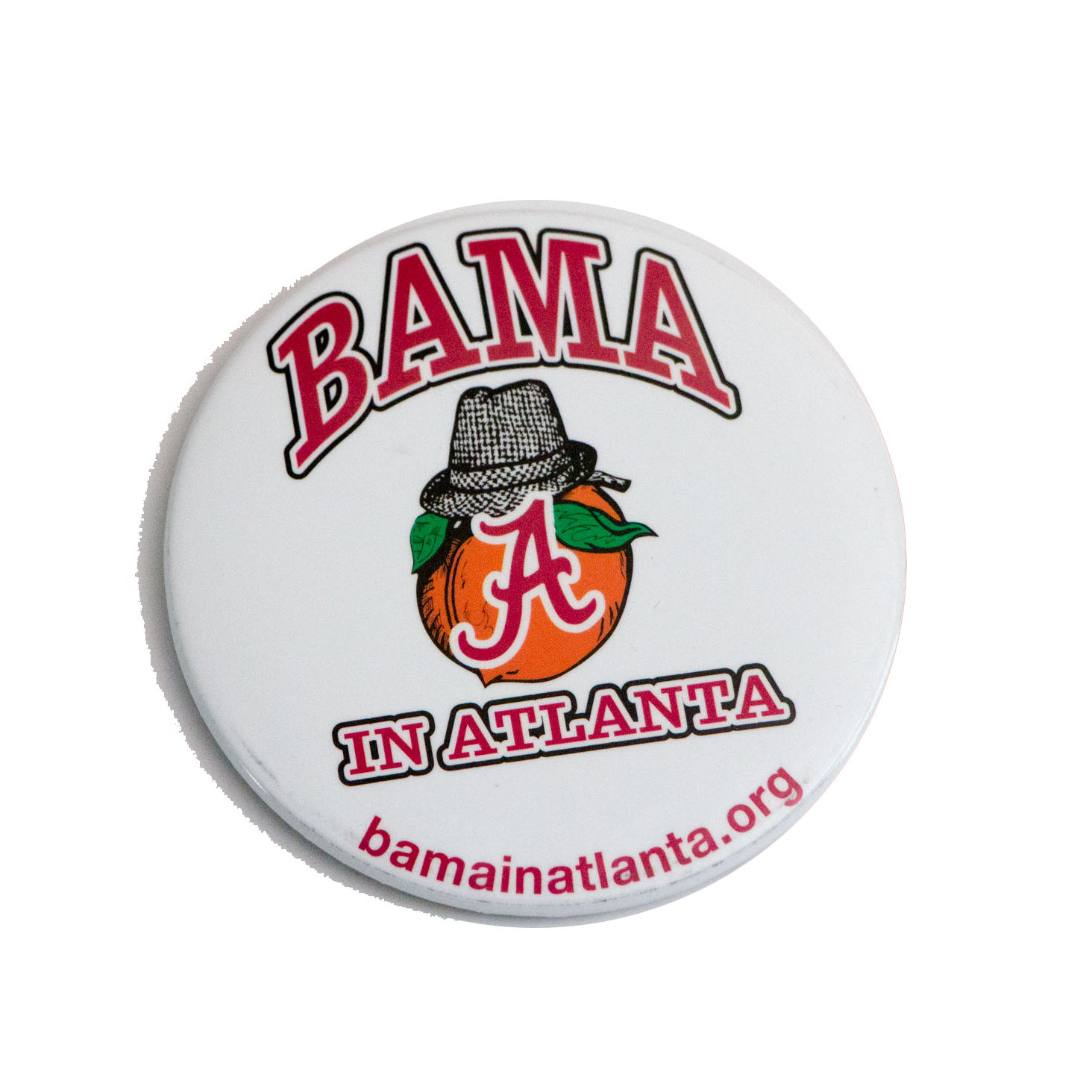 Bama in Atlanta (Vintage) Button