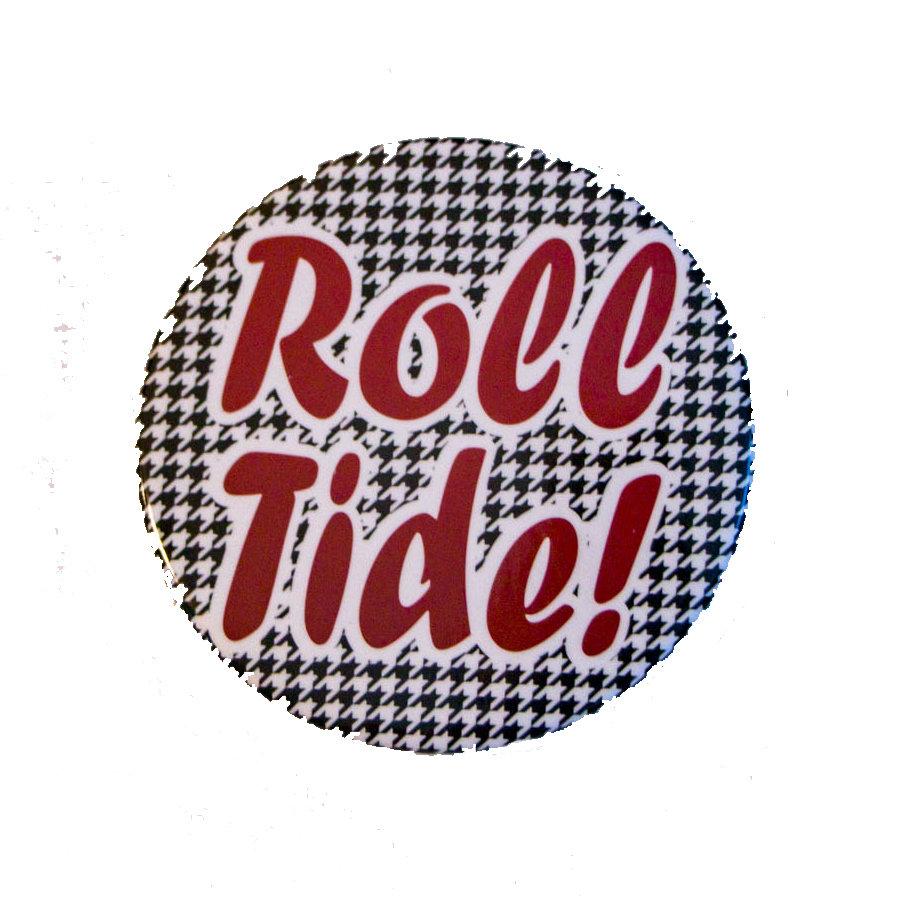 Roll Tide Button