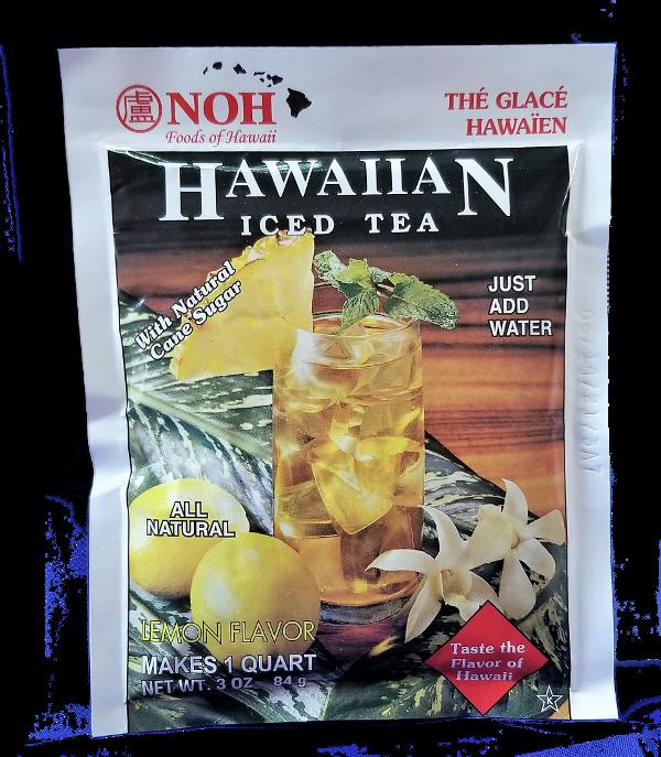 NOH Hawaiian Iced Tea 3oz