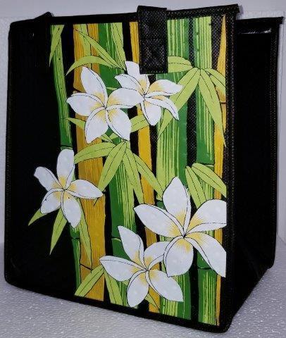 Tropical Paper Garden - Insulated Medium Bag - Bamboo East