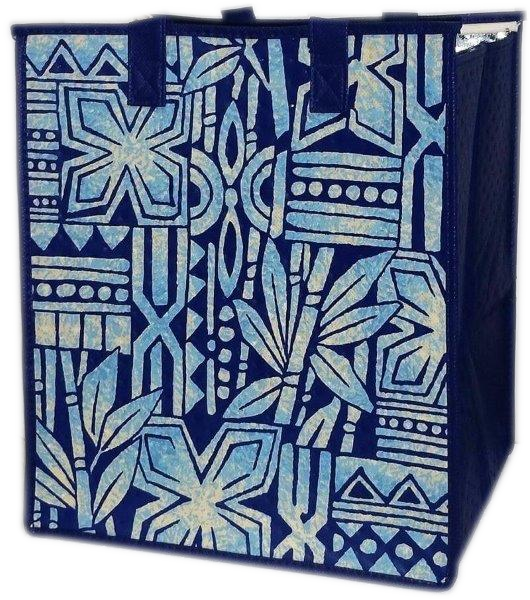Tropical Paper Garden - Insulated Large Bag - Ohe Tapa Royal