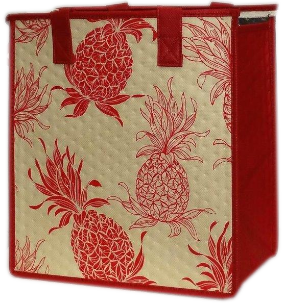 Tropical Paper Garden - Insulated Medium Bag - Maui Gold Cream