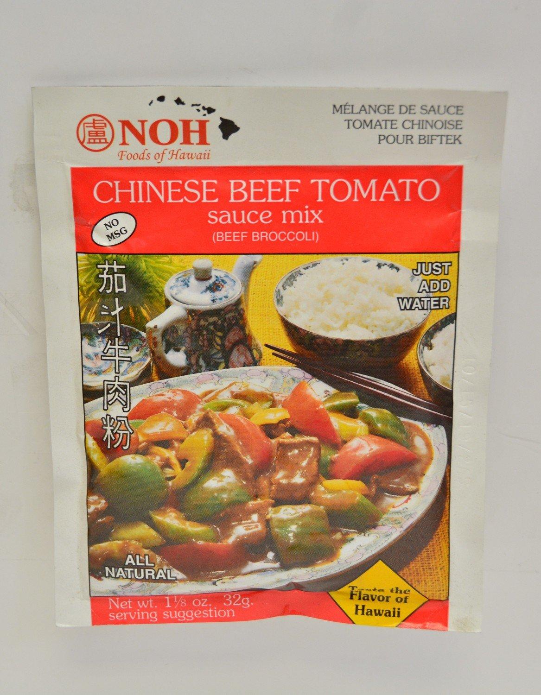NOH Chinese Beef Tomato 1.2oz