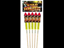 1131 - Star Gazer Rockets 5pce PVC Bag