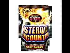 1208 - Asteroid Encounter Barrage