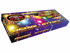 1503 - Aerial Attack Selection Box 20pce