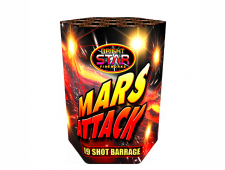 1530 - Mars Attack Barrage