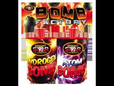 1566 - The Bomb Factory 2pce PVC Bag