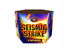 1570 - Seismic Strike 61 Shot Barrage