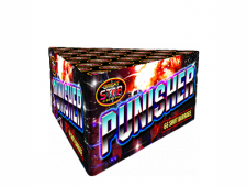 1573 - The Punisher 66 Shot Barrage