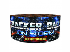 1577 - Crackerball 200 Shot Barrage
